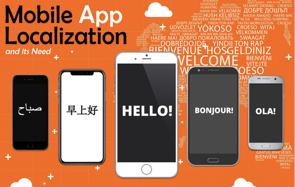 Understanding Mobile App Localization and its Need