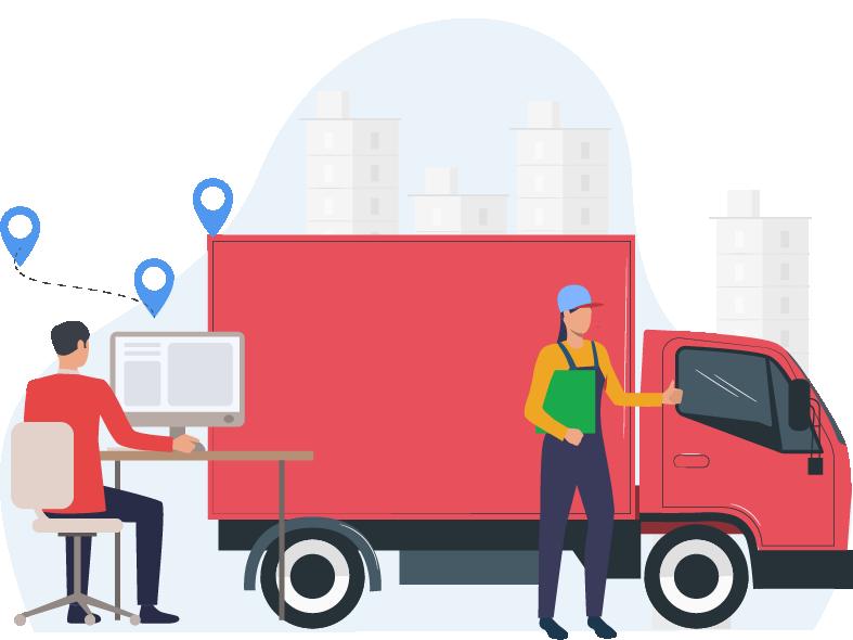 Delivery Management Image
