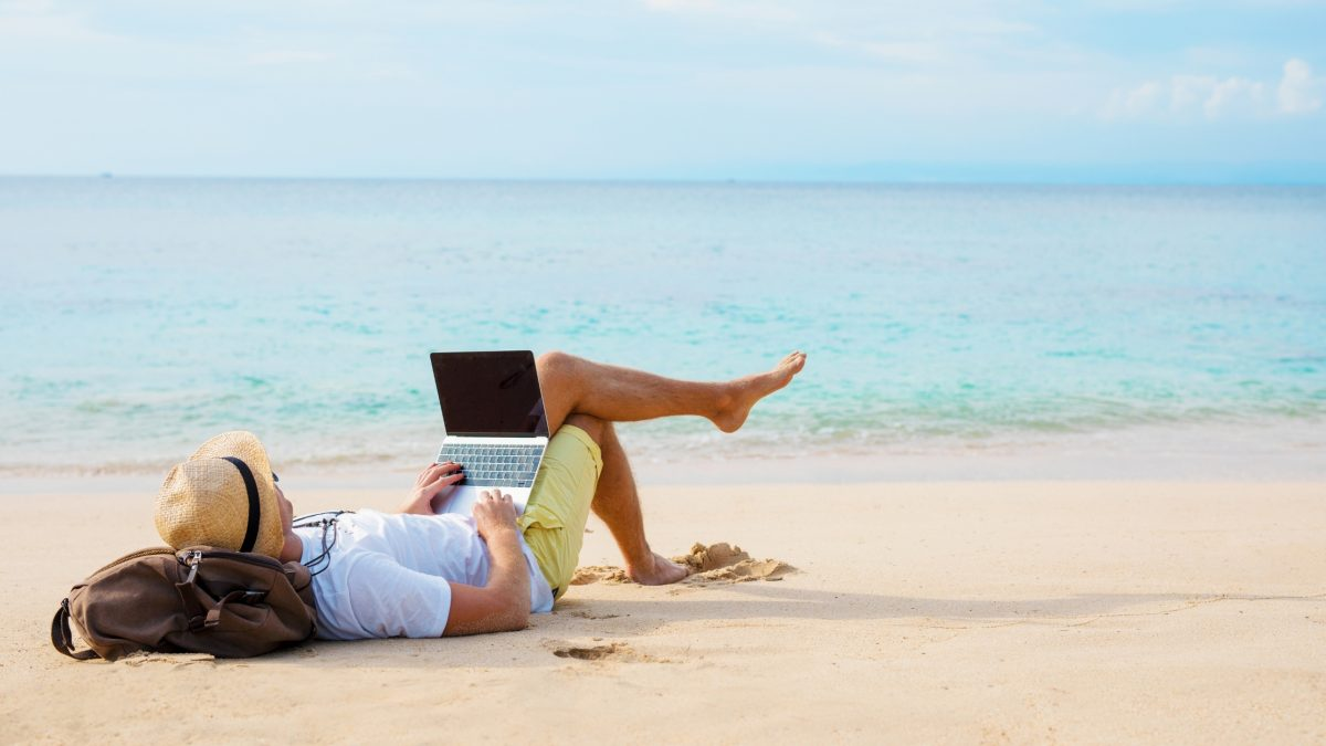 From Workplace to Workspace – Working-from-Anywhere and Remote Collaboration